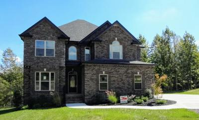 Clarksville Single Family Home Under Contract - Showing: 4 Cheekwood Trail