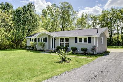 Hendersonville Single Family Home For Sale: 106 Hillsdale Dr