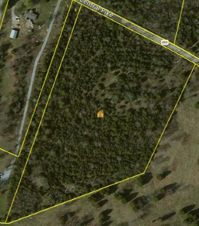 Lebanon Residential Lots & Land For Sale: Central Pike