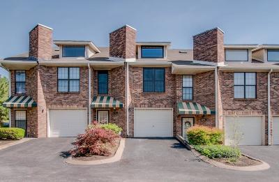 Brentwood Condo/Townhouse Under Contract - Showing: 5921 Stone Brook Dr