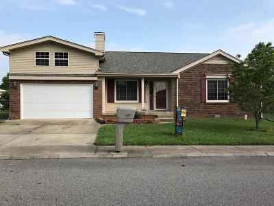 Christian County, Ky, Todd County, Ky, Montgomery County Single Family Home Under Contract - Showing: 1940 Timberline Way