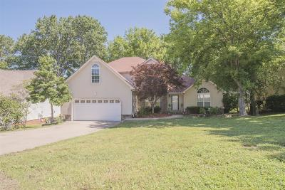 Rutherford County Single Family Home For Sale: 1213 Highland Hills Dr