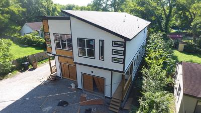 Nashville Single Family Home For Sale: 2501 N 16th St
