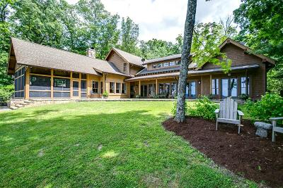 Monteagle TN Single Family Home Under Contract - Showing: $989,000