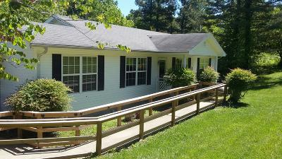 White Bluff Single Family Home Under Contract - Showing: 1803 Taylor Town Rd