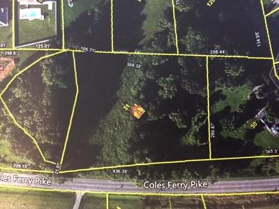 Residential Lots & Land For Sale: 4777 Coles Ferry Pike