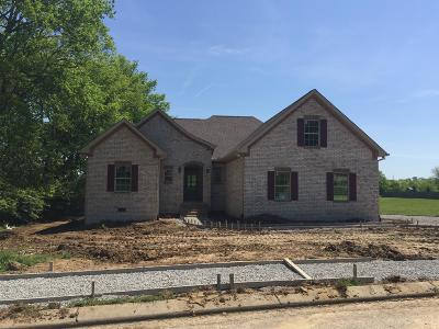Gallatin Single Family Home For Sale: 103 Spencer Springs Dr