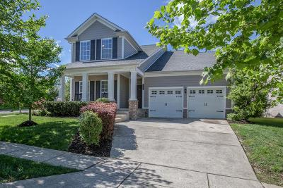 Nolensville Single Family Home Under Contract - Showing: 5005 Burke Trl