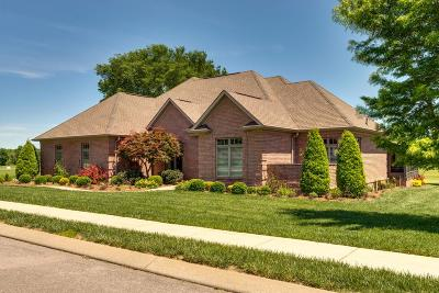 Lewisburg Single Family Home Under Contract - Showing: 241 Creekside Dr