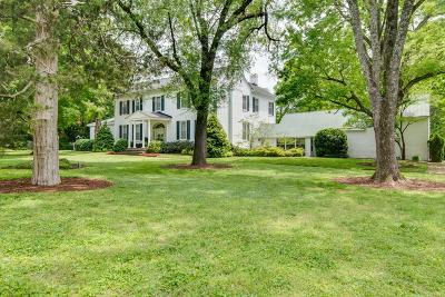 Hendersonville Single Family Home For Sale: 1 Spring Haven Ct