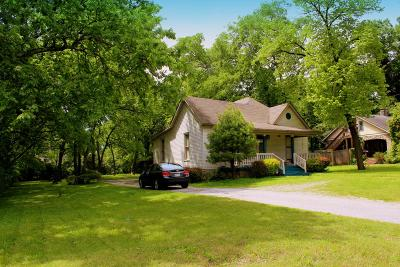Davidson County Single Family Home For Sale: 1308 Litton Ave