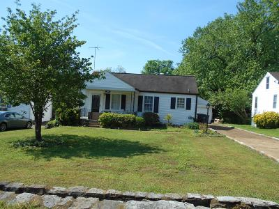 Nashville Multi Family Home Under Contract - Not Showing: 1049 Horseshoe Dr