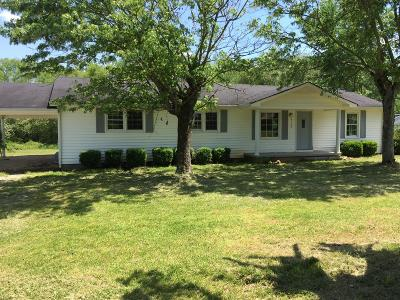 Rock Island TN Single Family Home For Sale: $124,900