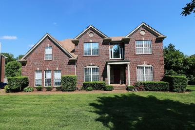Nolensville Single Family Home For Sale: 1115 Ben Hill Blvd