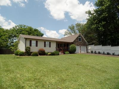 Camden Single Family Home For Sale: 187 Hall Ave