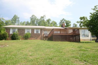 Linden Single Family Home For Sale: 804 Marsh Creek Rd