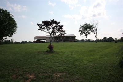 Ethridge Single Family Home For Sale: 530 Dave Risner Rd-530
