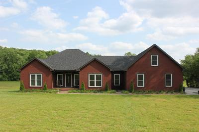 Spring Hill Single Family Home Under Contract - Showing: 5197 Flat Creek Rd
