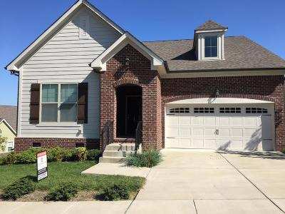 Thompsons Station Single Family Home For Sale: 2289 Chaucer Park Ln
