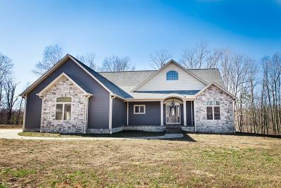 Smithville Single Family Home For Sale: 180 Treasure Hill Drive