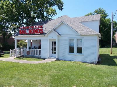 Ashland City TN Commercial For Sale: $525,000