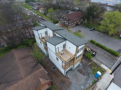 Nashville Single Family Home For Sale: 1308 Ireland Ave