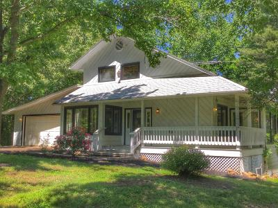 Clarksville Single Family Home For Sale: 1859 Lock B Rd S