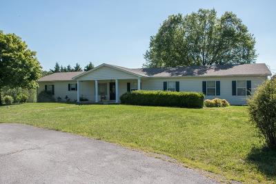 Cookeville Single Family Home Under Contract - Showing: 2650 Freehill Rd