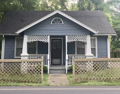 Franklin Single Family Home For Sale: 1253 W Main St