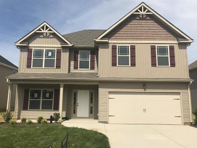 Clarksville Single Family Home For Sale: 392 Patrick Place