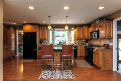Hendersonville Single Family Home Under Contract - Showing: 157 Indian Lake Rd