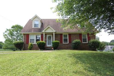 Clarksville Single Family Home Under Contract - Showing: 359 Grassland Dr