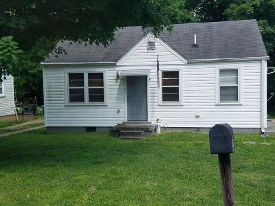 Gallatin Single Family Home For Sale: 709 Ann Ave