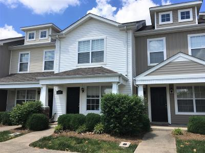 Clarksville Condo/Townhouse For Sale: 105 Alexander Blvd #105
