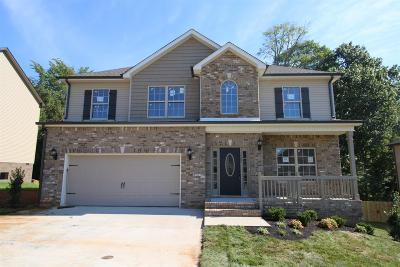 Clarksville Single Family Home Under Contract - Showing: 730 Fields Of Northmeade