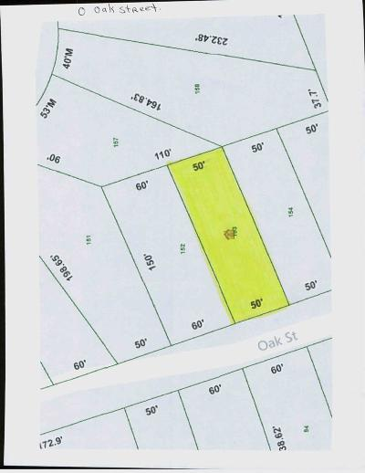 Dover Residential Lots & Land For Sale: Oak St