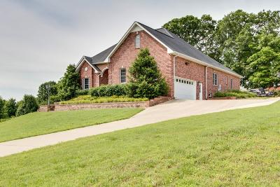 Clarksville Single Family Home For Sale: 2635 Lock B Rd N