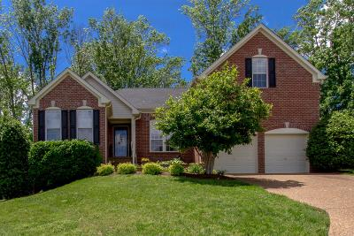 Nolensville Single Family Home Under Contract - Showing: 1005 Flannery Ct