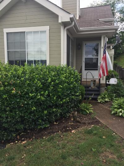 Hendersonville Condo/Townhouse Under Contract - Showing: 129 Cherry Hill Dr Apt 8a