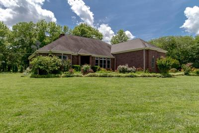 Rockvale Single Family Home Under Contract - Showing: 9803 Patterson Rd