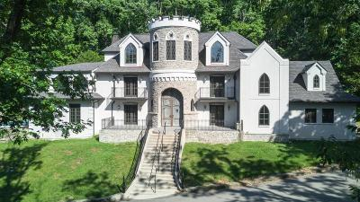 Nashville Single Family Home Under Contract - Showing: 6008 Hillsboro Pike