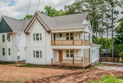 East Nashville Single Family Home For Sale: 2500 Eastland Ave