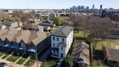 Nashville Single Family Home Under Contract - Showing: 607 Garfield Street