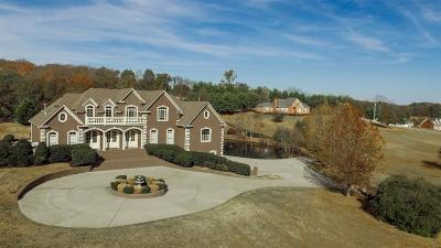 Rutherford County Single Family Home Under Contract - Showing: 5582 Rock Springs Rd
