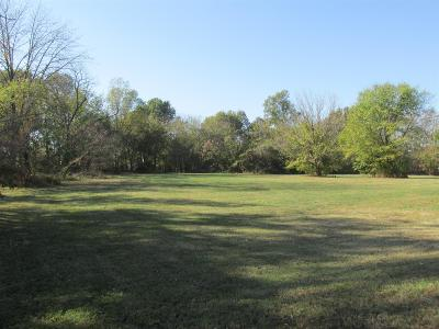Christian County, Ky, Todd County, Ky, Montgomery County Residential Lots & Land For Sale: 1110 Peachers Mill Rd