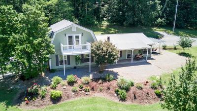 Franklin Single Family Home For Sale: 3340 Sweeney Hollow Rd