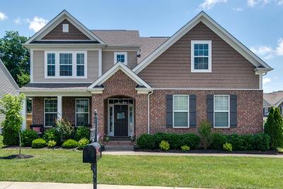 Nolensville Single Family Home Under Contract - Showing: 1612 Dandelion Ct