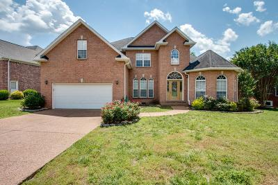 Brentwood Single Family Home For Sale: 6045 Brentwood Chase Dr