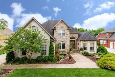 Single Family Home For Sale: 5353 Sherrington Rd