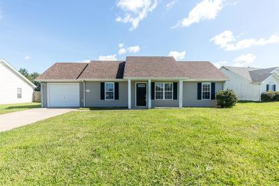 Christian County, Ky, Todd County, Ky, Montgomery County Single Family Home For Sale: 1121 Connemara Way